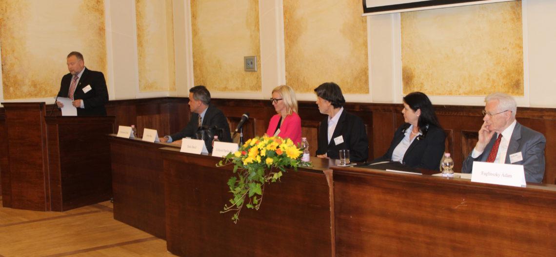 Tisztújító Közgyűlést és Konferenciát tartott a Magánjogot Oktatók Egyesülete